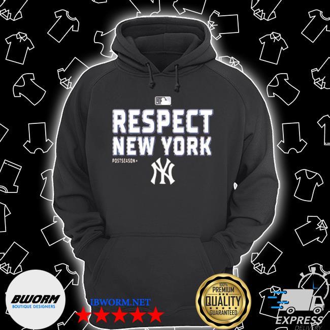 Respect new york yankees s Unisex Hoodie