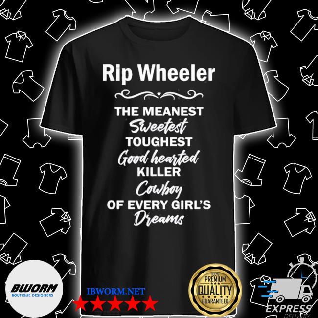 Rip wheeler yellowstone shirt