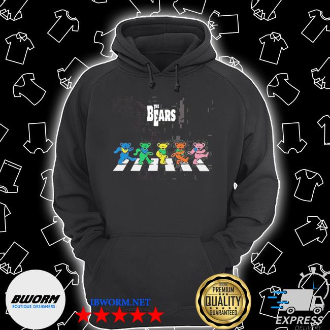 The bears about road s Unisex Hoodie