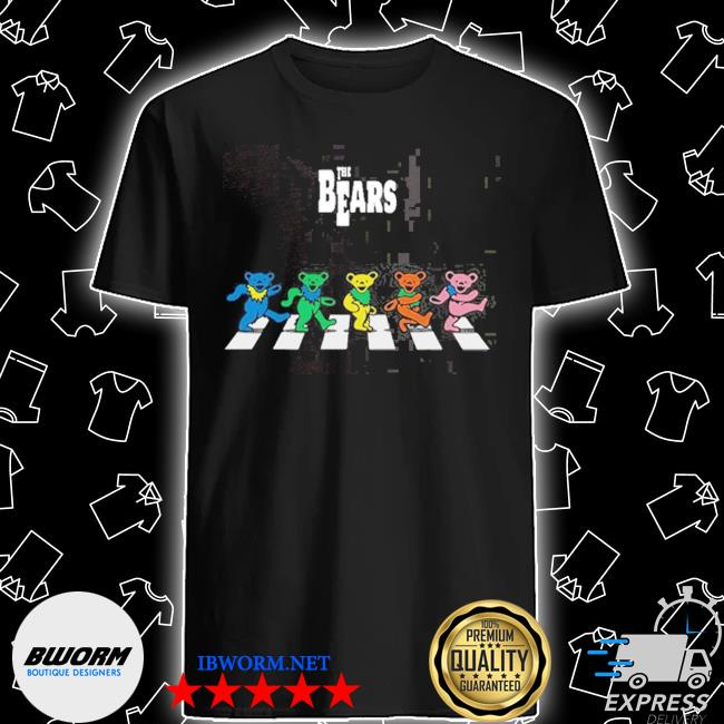 The bears about road shirt