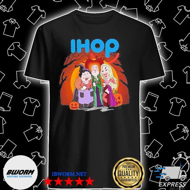 The Sanderson Sisters IHOP Hocus Pocus shirt