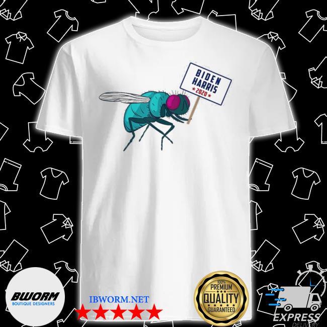 Fly biden harris 2020 pence fly vice presidential debate shirt
