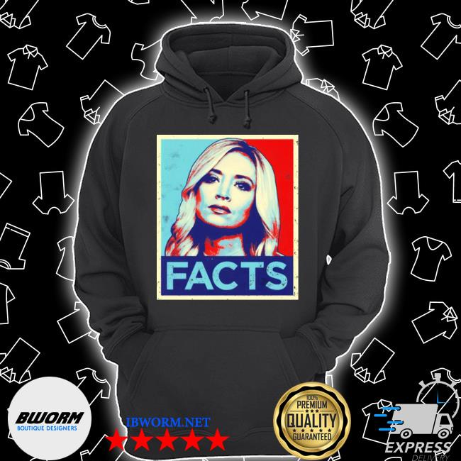 Kayleigh mcenany facts s Unisex Hoodie