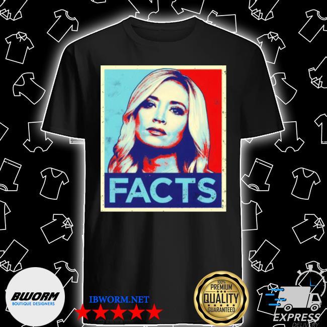 Kayleigh mcenany facts shirt