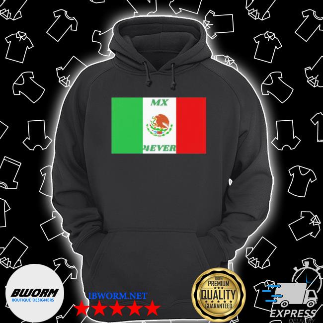Mexico flag mx 4ever s Unisex Hoodie