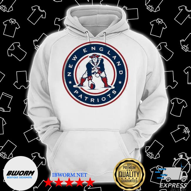 New england patriots throwback s Classic Hoodie