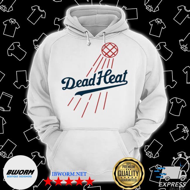 Official dodgers dead heat s Classic Hoodie