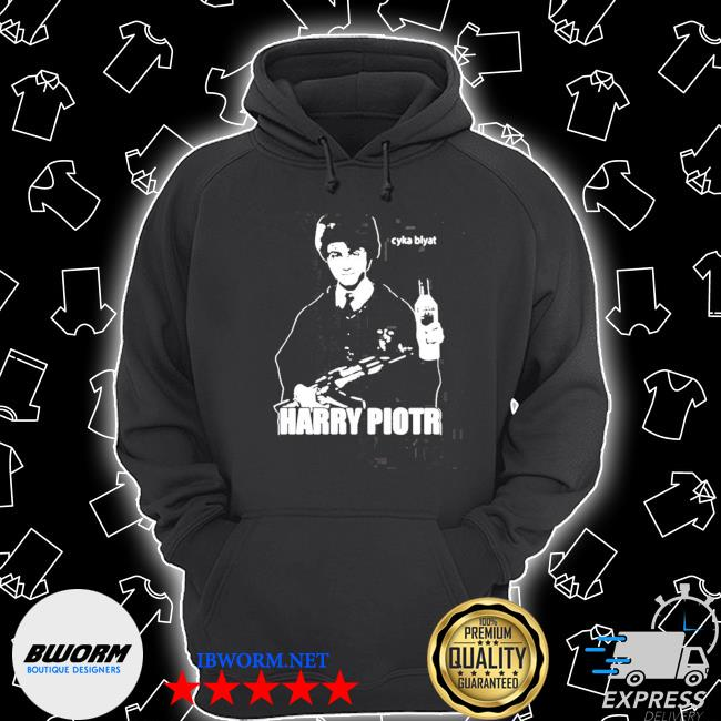 Official Harry piotr cyka blyat s Unisex Hoodie