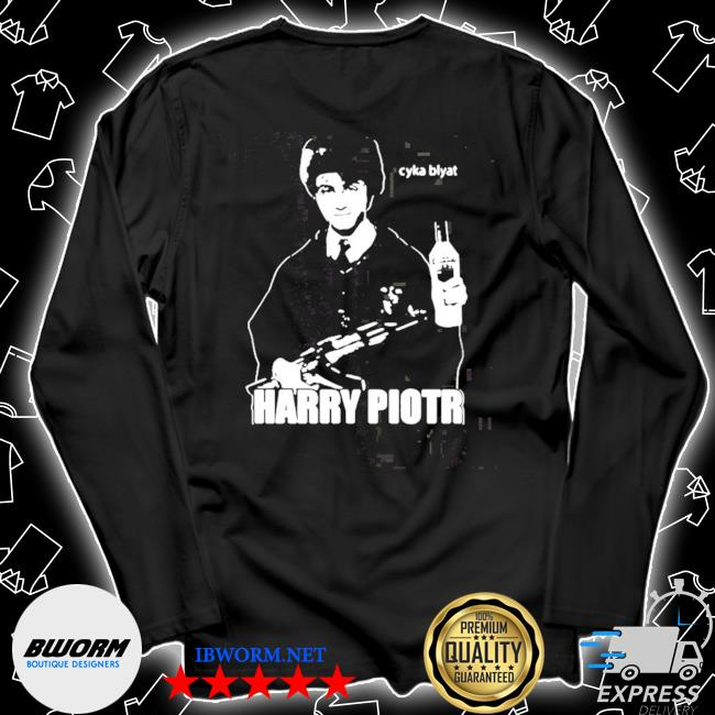 Official Harry piotr cyka blyat s Unisex Long Sleeve Tee
