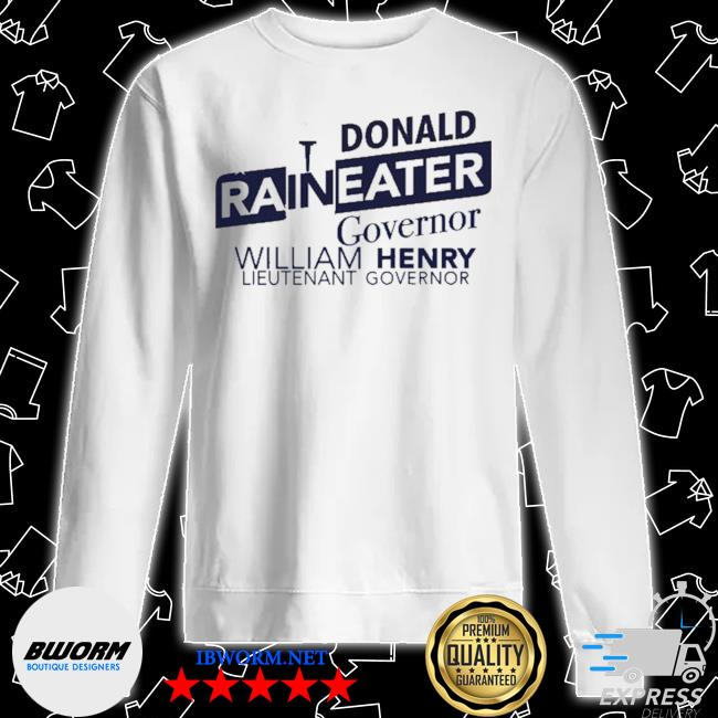 Rainwater for governor s Unisex Sweater