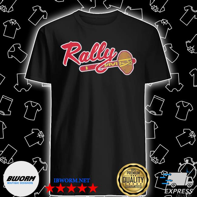 Rally potato atlanta baseball shirt