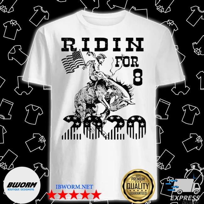Ridi for 8 2020 shirt