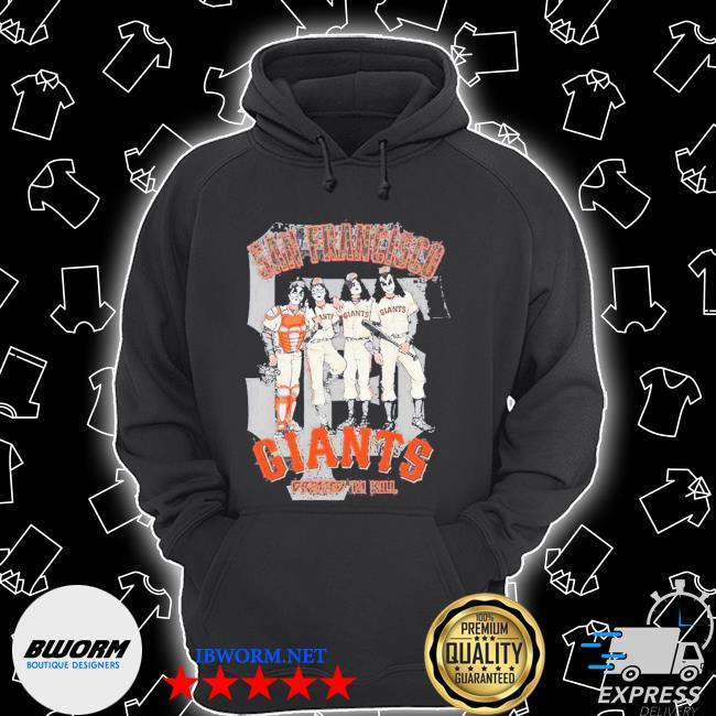 San francisco giants dressed to kill for s Unisex Hoodie