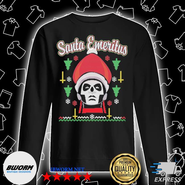 Santa emeritus ugly christmas s Unisex Sweatshirt