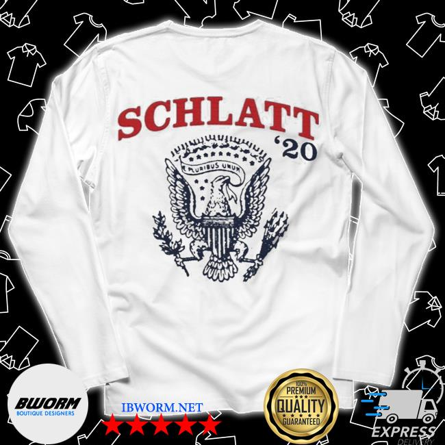 Schlatt 2020 s Long Sleeve Tee