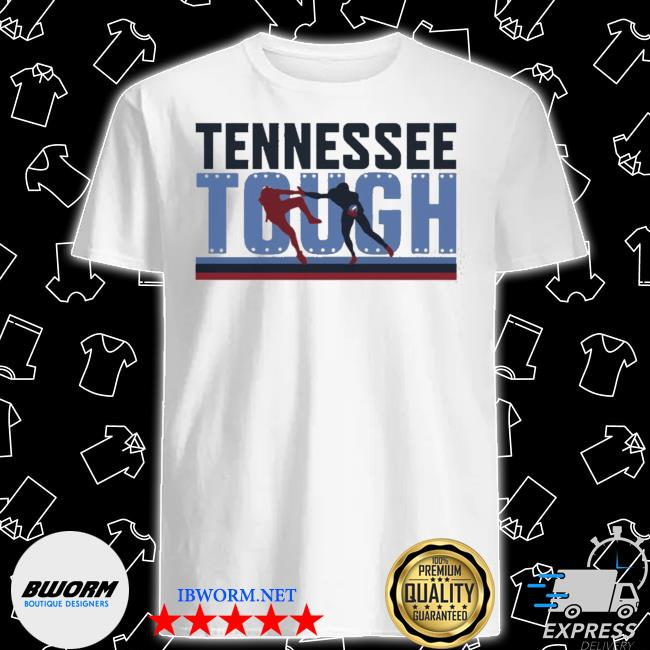 Tennessee tough nashville football shirt