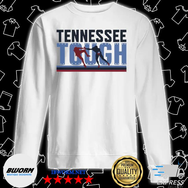 Tennessee tough nashville football s Unisex Sweater