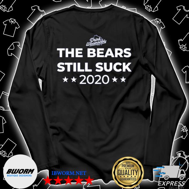 The bears still suck 2020 s Unisex Long Sleeve Tee
