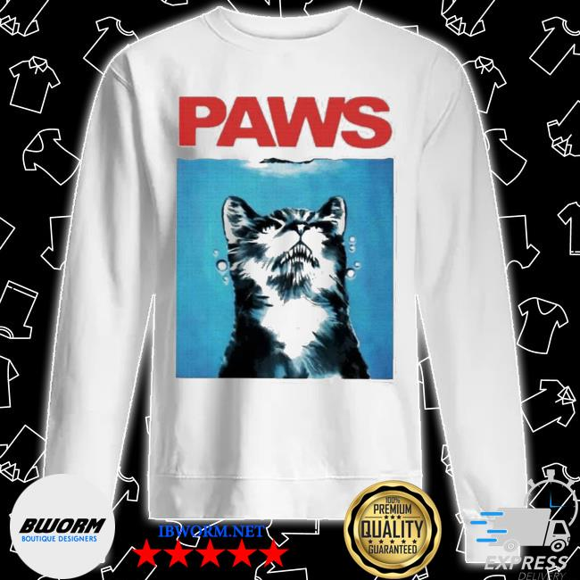 Tony gonsolin cat paws s Unisex Sweater
