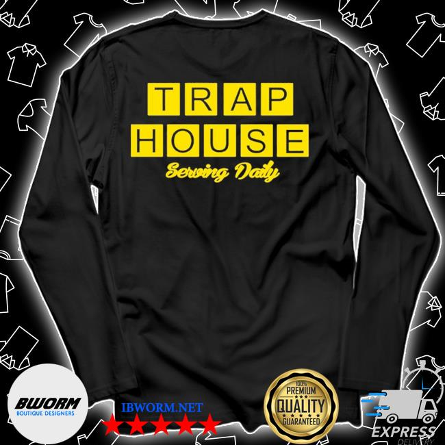 Trap house outkast s Unisex Long Sleeve Tee