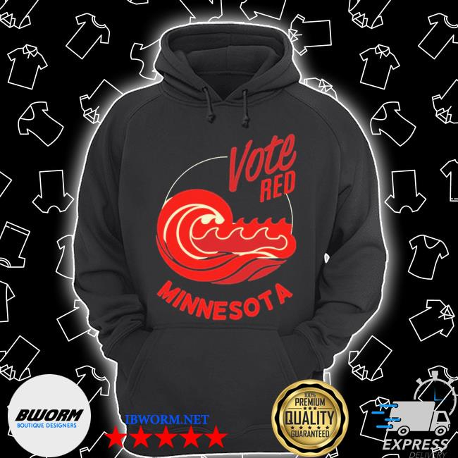 Vote red minnesota republicans election 2020 s Unisex Hoodie