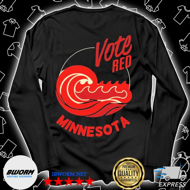Vote red minnesota republicans election 2020 s Unisex Long Sleeve Tee