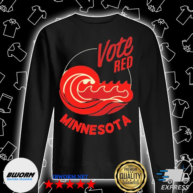 Vote red minnesota republicans election 2020 s Unisex Sweatshirt