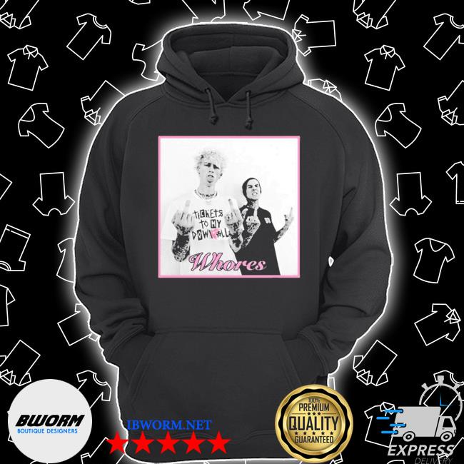 Official famous x whores s Unisex Hoodie