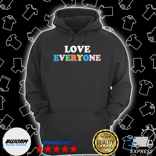 Official fanjoy merch bobby bobby mares love everyone s Unisex Hoodie
