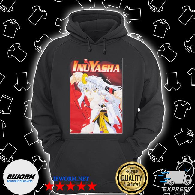 Official inuyasha brothers box girls s Unisex Hoodie