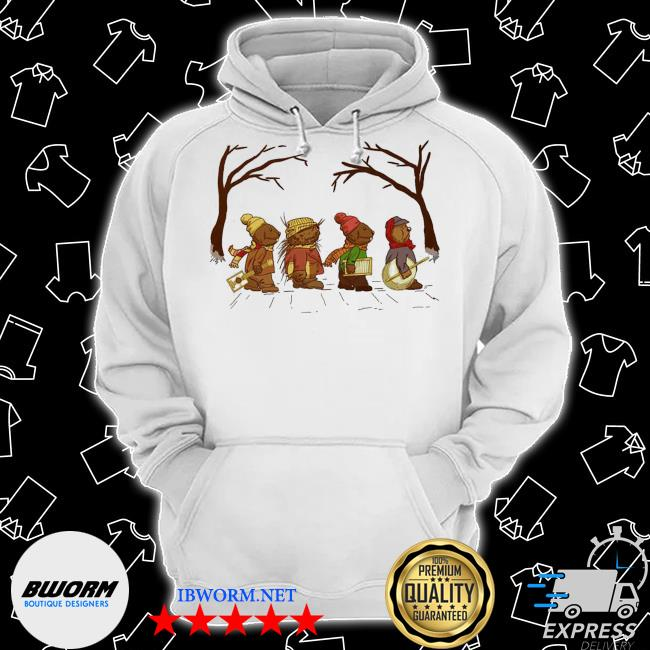 Official jug band road emmet otters jug-band christmas s Classic Hoodie