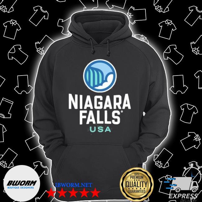 Official niagara falls heart usa pullover s Unisex Hoodie