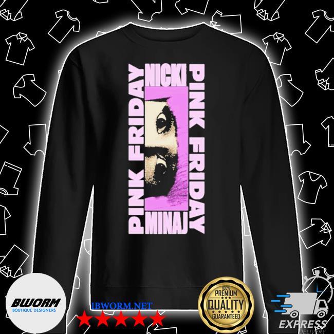 Official nicki minaj merch moment 4 life s Unisex Sweatshirt