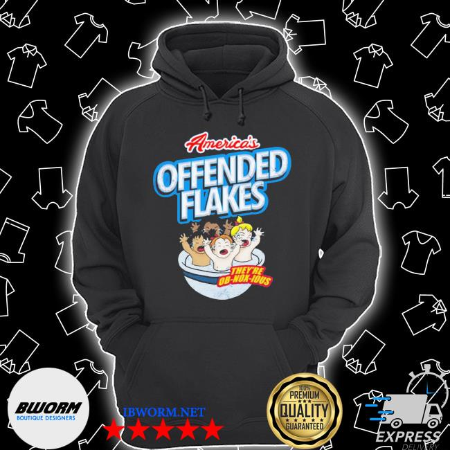 Official offended flakes s Unisex Hoodie