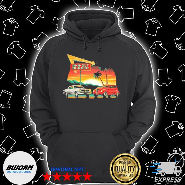 Official shopinnout shop in n out 2021 youth a fresh new year s Unisex Hoodie