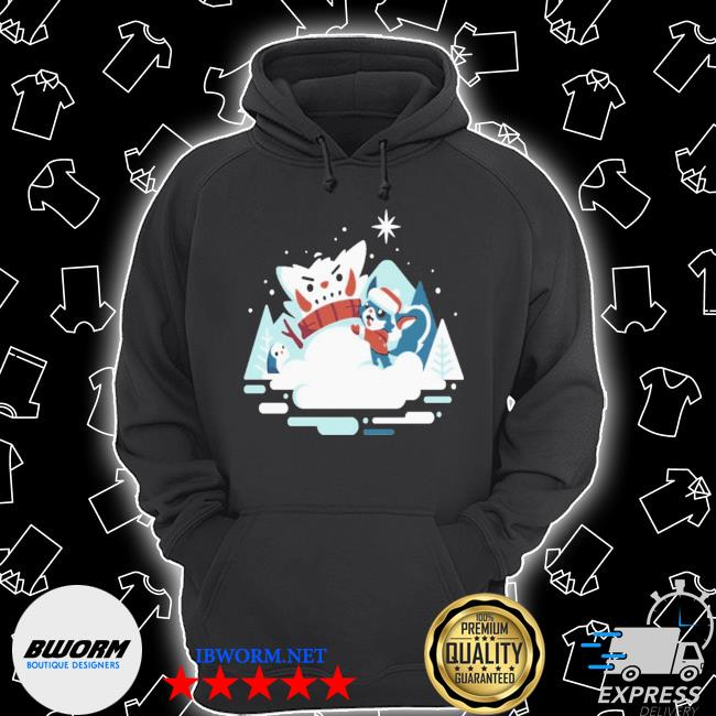 Official snow day gnar s Unisex Hoodie