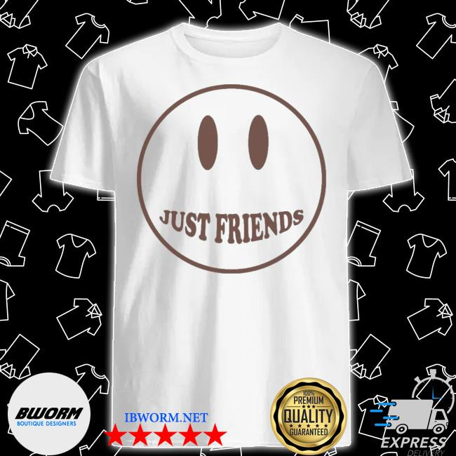 Official tessa brooks merch just friends shirt