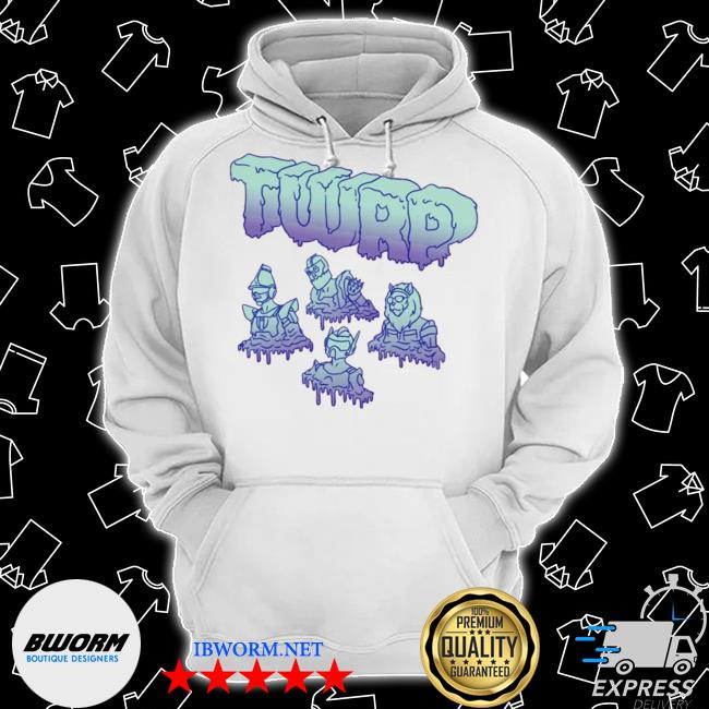 Official twrp merch goopy boys light Classic Hoodie