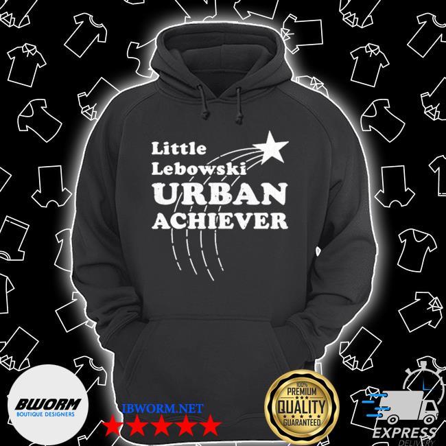 Official little lebowski urban achiever 2021 s Unisex Hoodie
