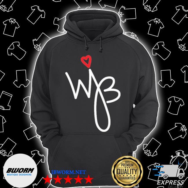 Official walker bryant merch wjb s Unisex Hoodie