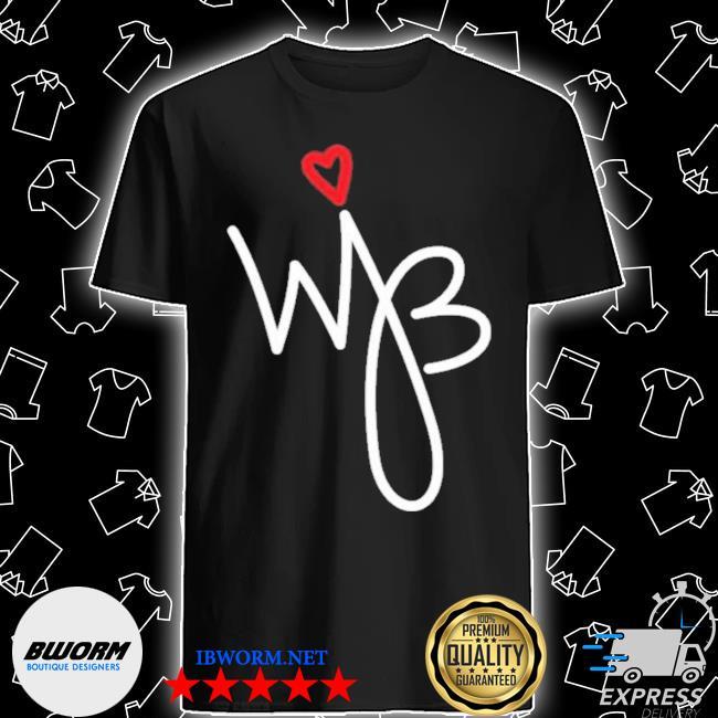 Official walker bryant merch wjb shirt