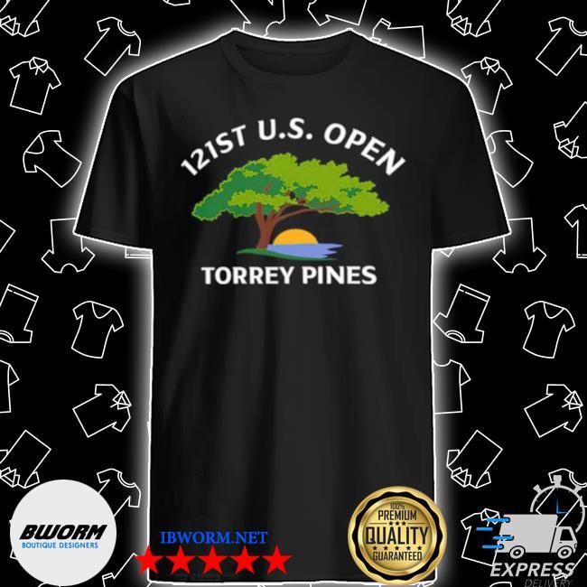 121st u.s. open torrey pines shirt