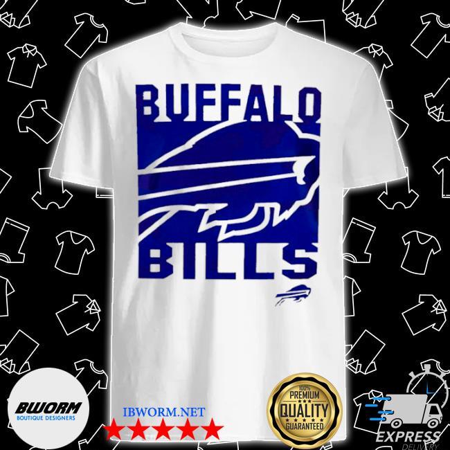 2021 in the Buffalo Bills shirt