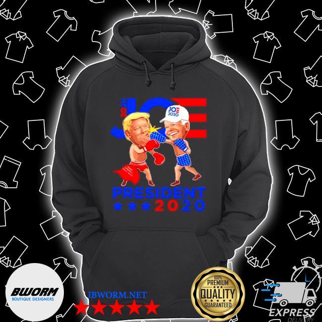 46th president Biden win Trump lost Trump you're fired 2021 antI Trump s Unisex Hoodie