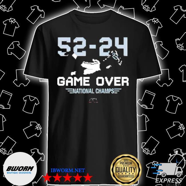 Alabama football national champs shirt