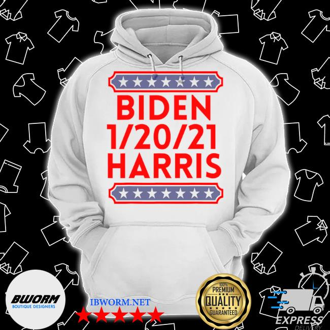 Biden Harris presidential inauguration day 1202021 s Classic Hoodie