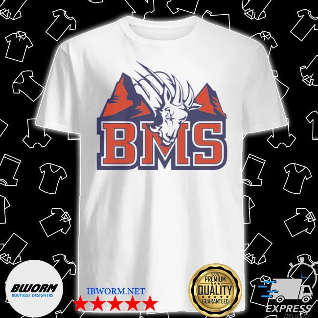 Blue mountain state logo shirt
