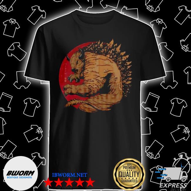 Buffalo Bills kaiju shirt