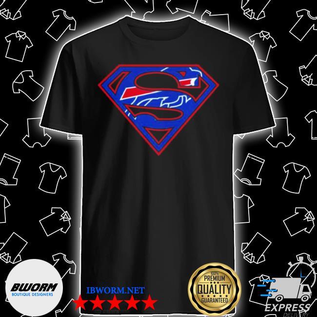 Buffalo Bills raiders superman 2021 shirt