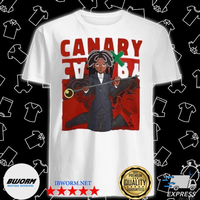 Canary hunter shirt